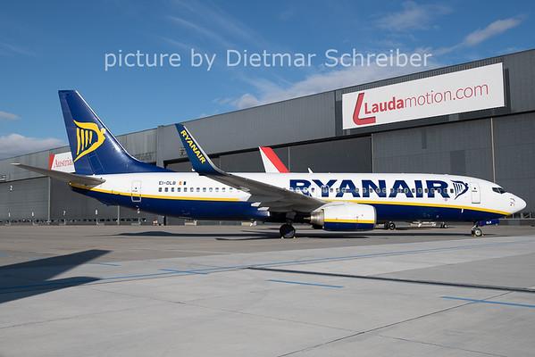 2020-11-17 EI-DLB Boeing 737-800 Ryanair