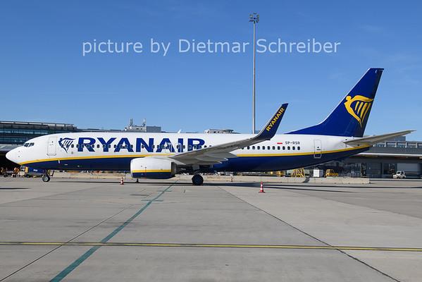 2021-05-09 SP-RSR Boeing 737-800 Ryanair