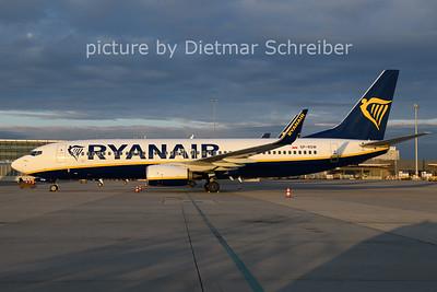 2020-11-29 SP-RSW Boeing 737-800 Ryanair