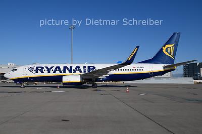 2020-12-26 SP-RKN Boeing 737-800 Ryanair