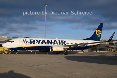 2020-12-14 SP-RSW Boeing 737-800 Ryanair