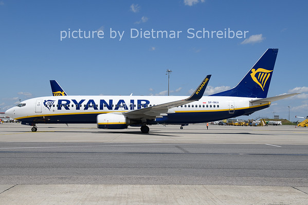 2021-07-29 SP-RKV Boeing 737-800 Ryanair