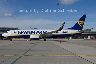 2021-05-06 SP-RSR Boeing 737-800 Ryanair