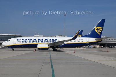 2021-03-25 SP-RSK Boeing 737-800 Ryanair