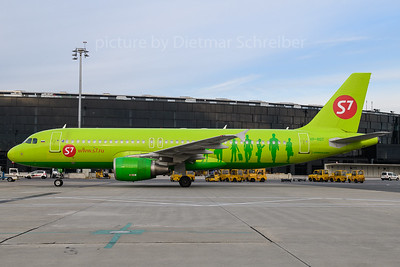 2017-12-10 VP-BDT Airbus A320 S7 Airlines