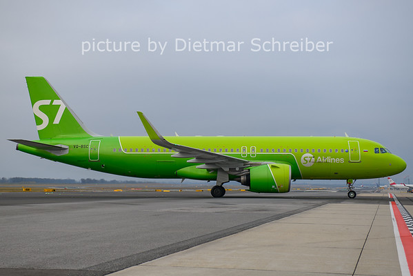 2021-01-10 VQ-BSC Airbus A320neo S7 AIrlines