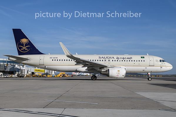 2019-03-30 HZ-AS76 Airbus A320 Saudia