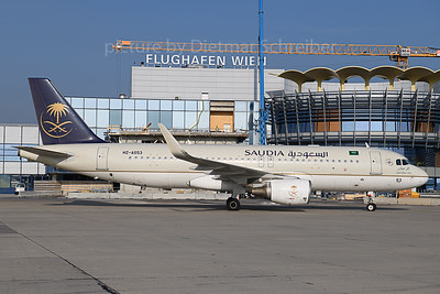 2019-10-22 HZ-AS53 Airbus A320 Saudia