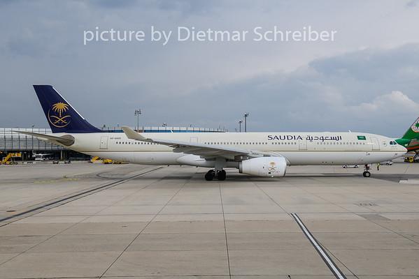 2019-07-28 HZ-AQ20 Airbus A330-300 Saudia