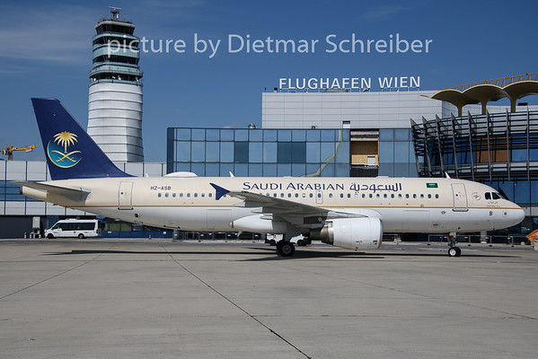 2019-08-15 HZ-ASB Airbus A320 Saudia