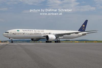 2021-05-22 HZ-AK28 Boeing 777-300 Saudia