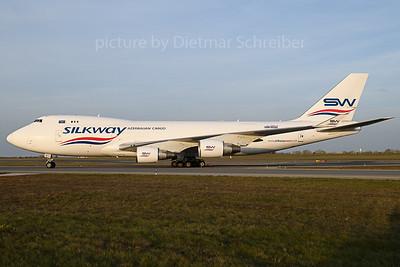 2019-11-01 VP-BCV Boeing 747-400 Silkway