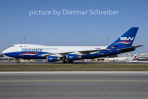 2019-04-01 4K-SW888 Boeing 747-400 Silkway