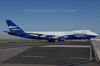 2017-06-15 VQ-BBM Boeing 747-8 Silkway
