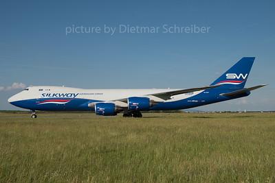 2016-06-10 VQ-BWY Boeing 747-8 Silkway