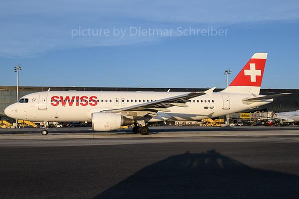 2017-12-07 HB-IJP A320 Swiss