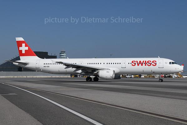 2018-04-18 HB-IOD Airbus A321 Swiss