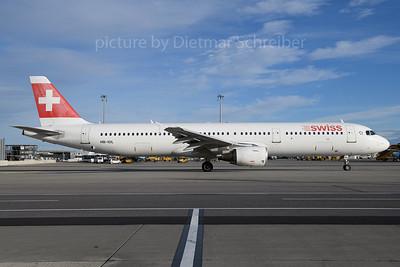 2018-01-02 HB-IOL Airbus A321 Swiss