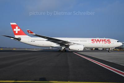 2018-03-25 HB-JHD Airbus A330-300 Swiss