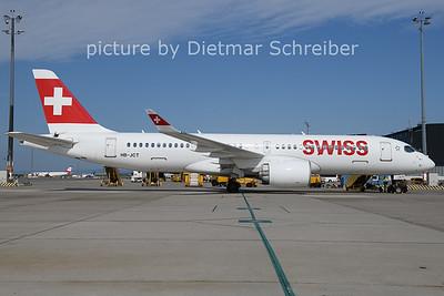 2021-08-11 HB-JCT Airbus A220-300 Swiss