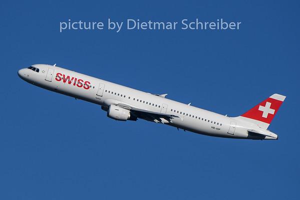 2020-01-12 HB-IOF Airbus A321 Swiss