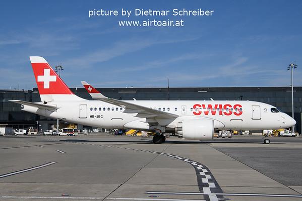 2021-10-17 HB-JBC Airbus A220-100 Swiss