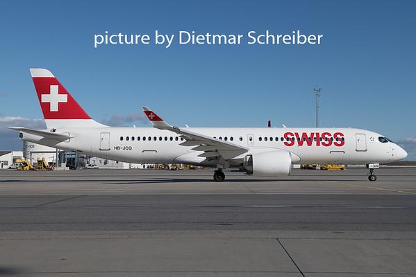 2020-02-18 HB-JCQ Airbus A220-300 Swiss