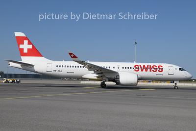 2020-09-20 HB-JCA Airbus A220-300 Swiss