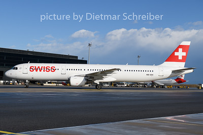 2020-02-10 HB-IOH Airbus A321 Swiss