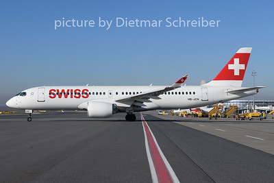 2020-01-02 HB-JCN Airbus A220-300 Swiss
