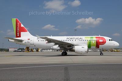 2018-08-07 CS-TTQ Airbus A319 TAP