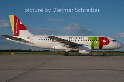 2009-07-24 CS-TTM Airbus A319 TAP