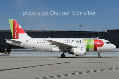 2012-09-17 CS-TTK AIrbus A319 TAP