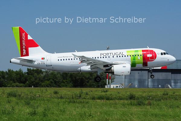 2014-07-04 CS-TTP AIrbus A319 TAP