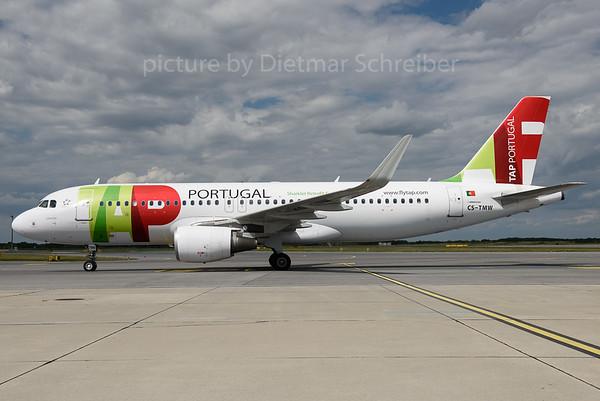 2016-07-19 CS-TMW Airbus A320 TAP