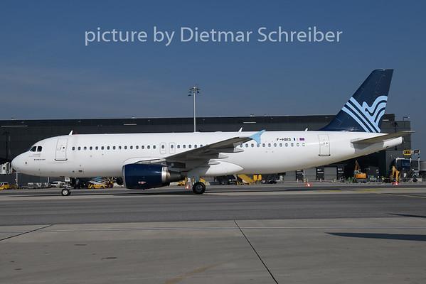 2018-10-09 F-HBIS Airbus A320 TAP