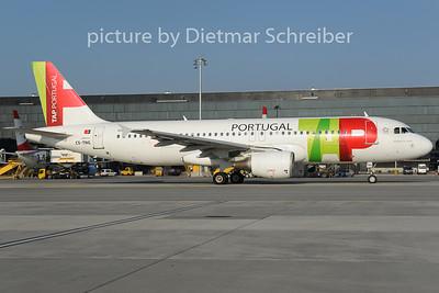 2012-11-16 CS-TNG Airbus A320 TAP