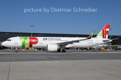 2020-09-20 CS-TJM Airbus A321neo TAP