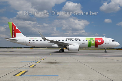 2018-08-15 CS-TJI Airbus A321neo TAP