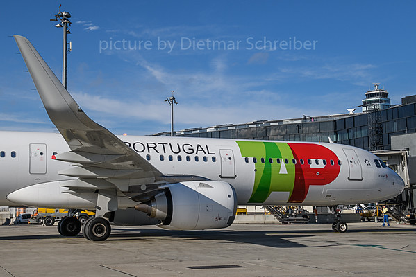 2019-11-14 CS-TJL Airbus A321neo TAP