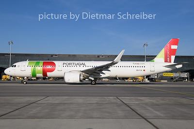 2019-12-04 CS-TJI Airbus A321neo TAP