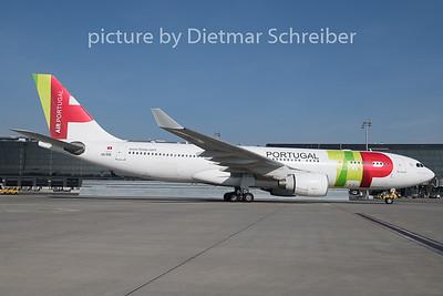 2019-02-07 CS-TOE Airbus A330-200 TAP