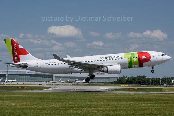 2018-05-21 CS-TON Airbus A330-200 TAP