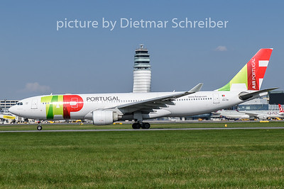 2018-09-20 CS-TOI Airbus A330-200 TAP