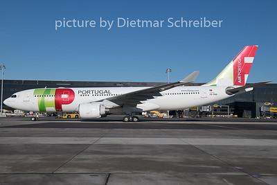 2019-01-17 CS-TOG Airbus A330-200 TAP