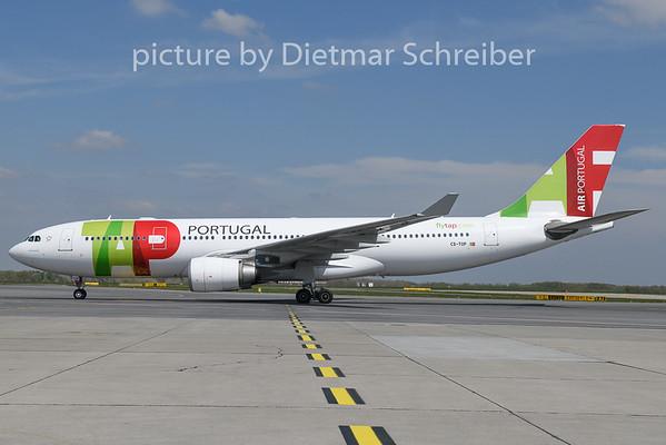 2019-04-17 CS-TOP Airbus A330-200 TAP