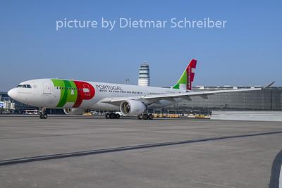 2019-01-21 CS-TOG Airbus A330-200 TAP