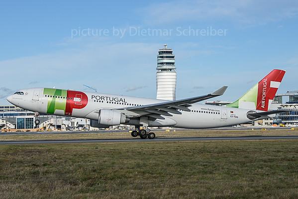 2019-11-04 CS-TOG Airbus A330-200 TAP