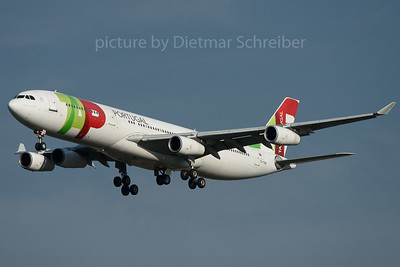 2017-08-04 CS-TOD Airbus A340-300 TAP