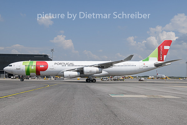 2018-08-02 CS-TOD Airbus A340-300 TAP